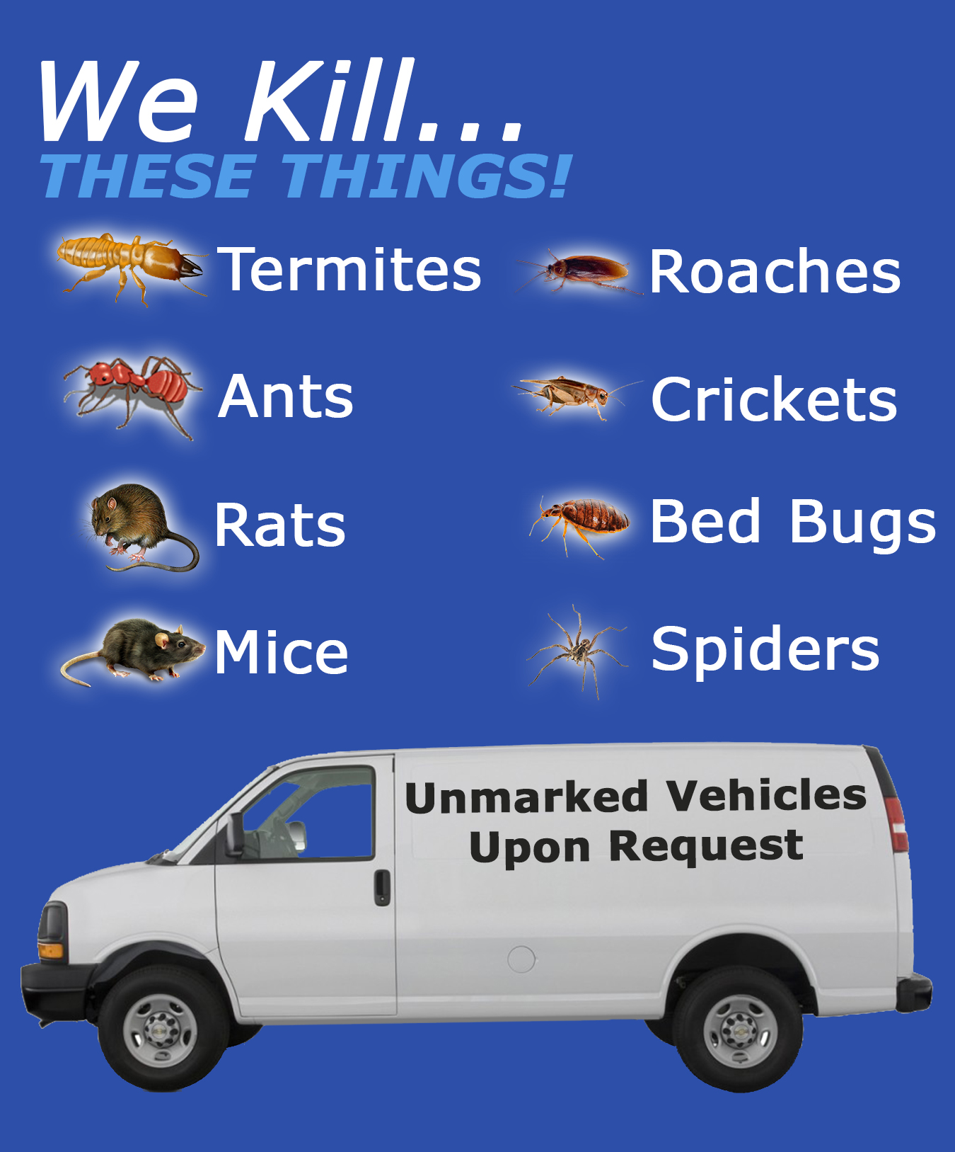 Lords Pest Control